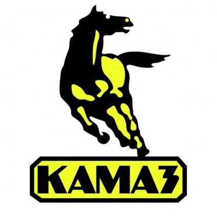 free vector Kamaz 3