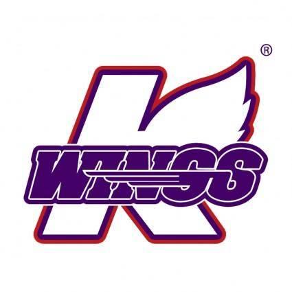free vector Kalamazoo wings
