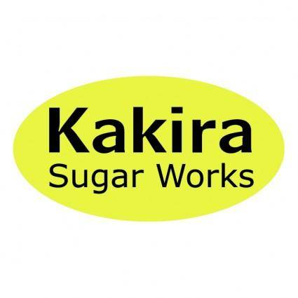 free vector Kakira sugar works