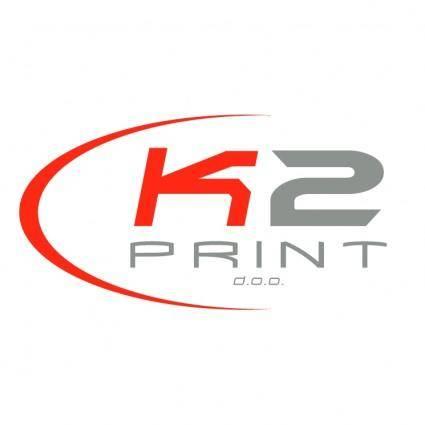 free vector K2 print