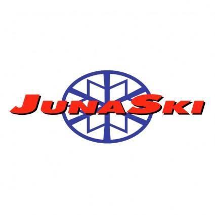 free vector Juna ski