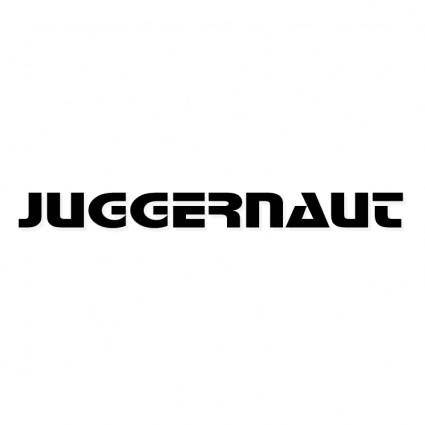 free vector Juggernaut