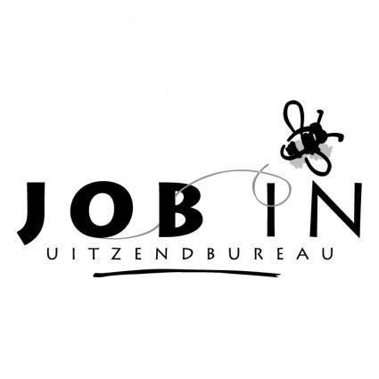 Job in uitzendbureau
