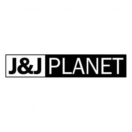 free vector Jj planet