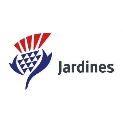 free vector Jardines 1