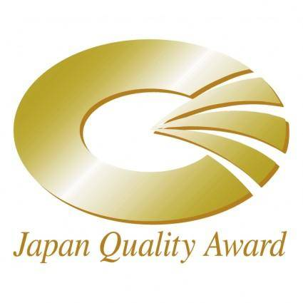 free vector Japan quality award