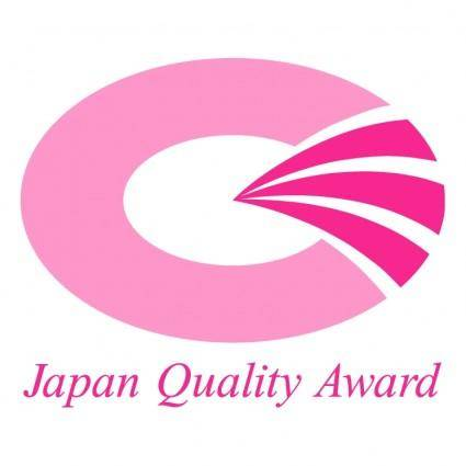 free vector Japan quality award 0