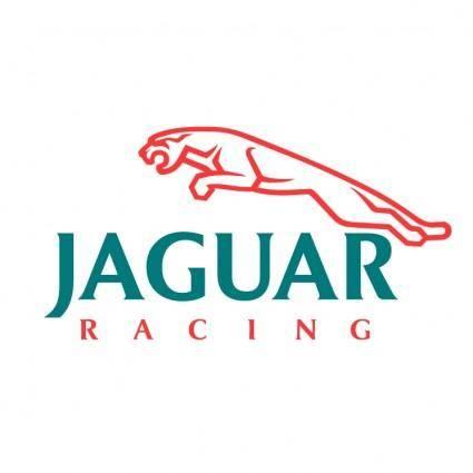 free vector Jaguar racing 0