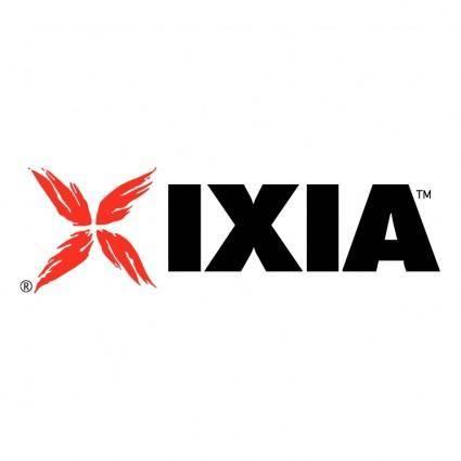 free vector Ixia