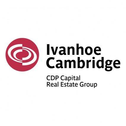 free vector Ivanhoe cambridge 0