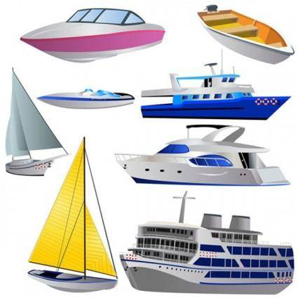 free vector Ship vector