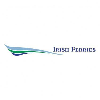 free vector Irish ferries