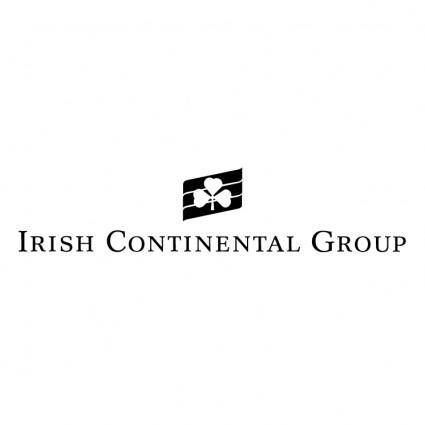 free vector Irish continental group