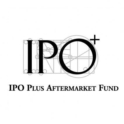 free vector Ipo plus aftermarket fund
