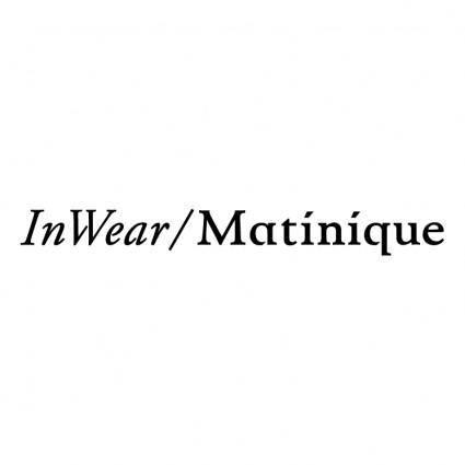 free vector Inwearmartinique