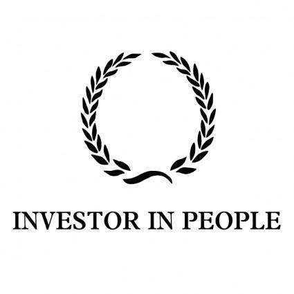 free vector Investor in people