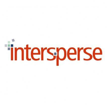 free vector Intersperse