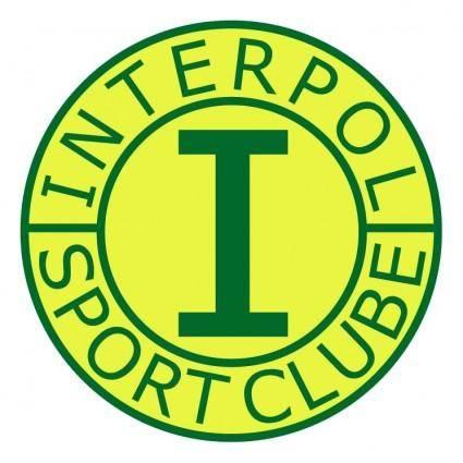 free vector Interpol sport club de sapiranga rs