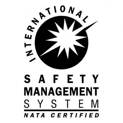 free vector International safety management system