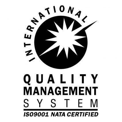 free vector International quality management system
