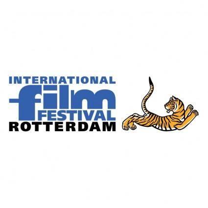 free vector International film festival rotterdam 0