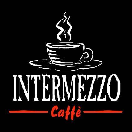 free vector Intermezzo caffe