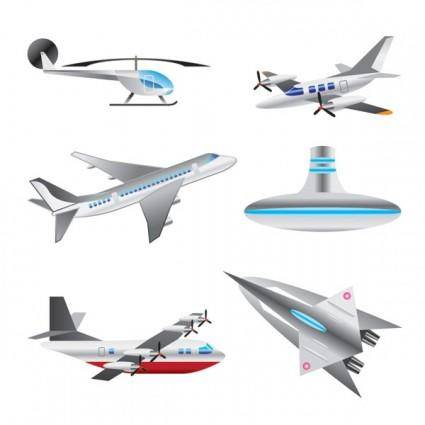free vector Aircraft vector