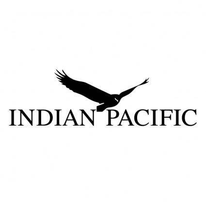 free vector Indian pacific