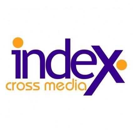 free vector Index cross media