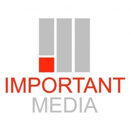 Important media