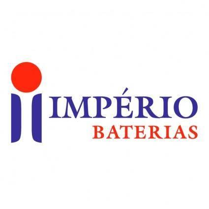 free vector Imperio baterias