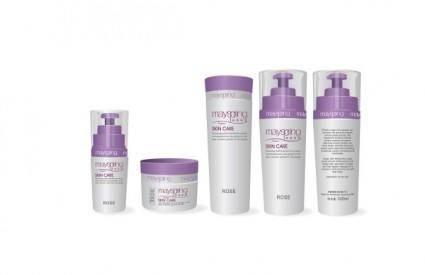 free vector Cosmetics ai renderings