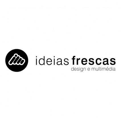 Ideias frescas