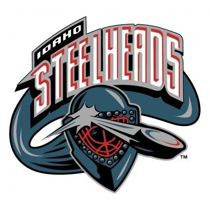 free vector Idaho steelheads 0
