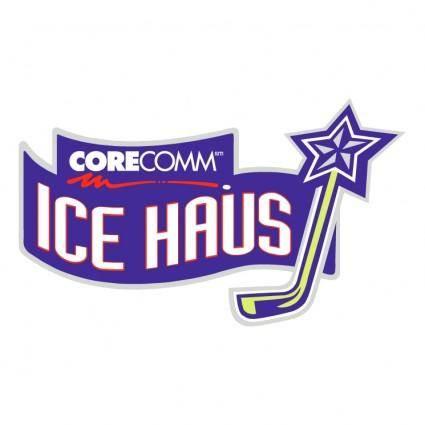free vector Ice haus