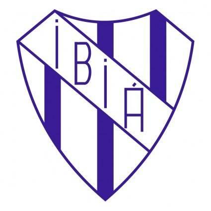 free vector Ibia esporte clube de ibia mg