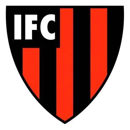 free vector Ibaiti futebol clube de ibaiti pr