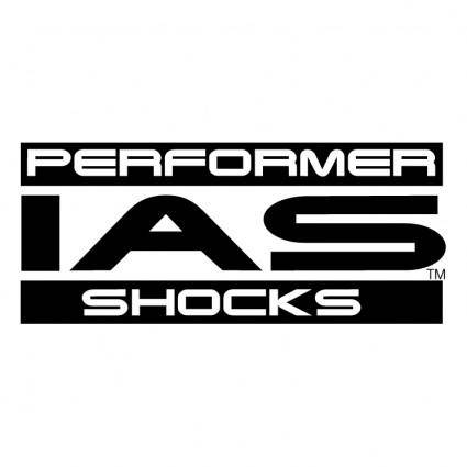 free vector Ias performer shocks