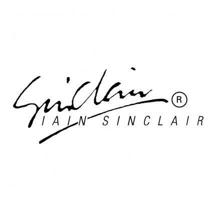 free vector Iain sinclair