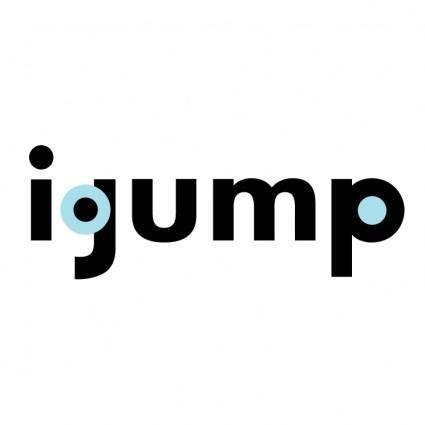 free vector I jump
