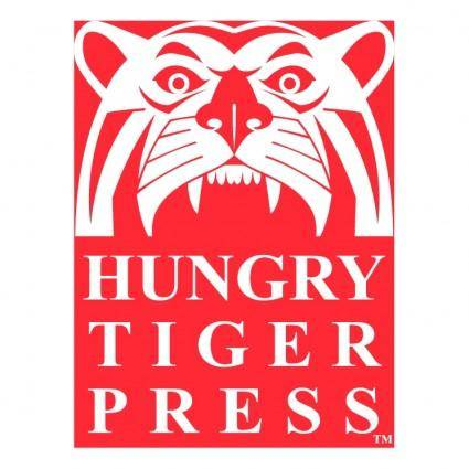 Hungry tiger press