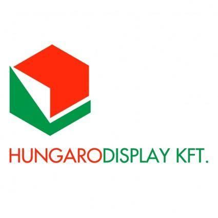 free vector Hungaro display kft