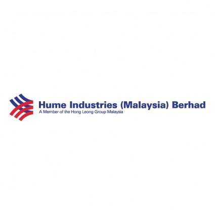 free vector Hume industries malaysia berhad