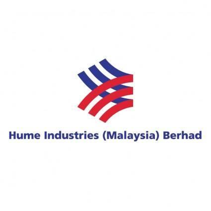 free vector Hume industries malaysia berhad 0