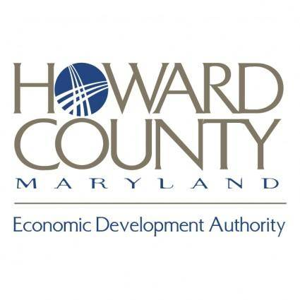 free vector Howard county maryland