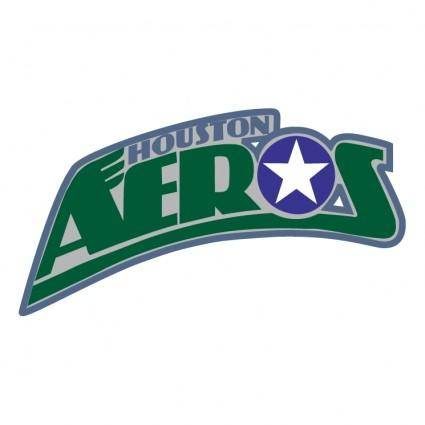 free vector Houston aeros
