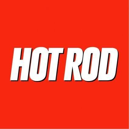 free vector Hot rod