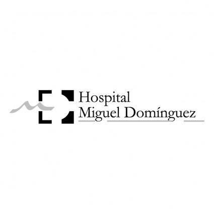 free vector Hospital miguel dominguez