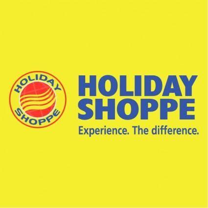 free vector Holiday shoppe
