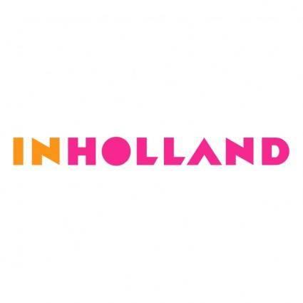 free vector Hogeschool inholland